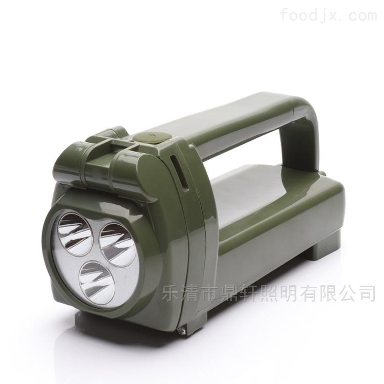 鼎轩照明9W手摇式充电工作灯电量显示磁力