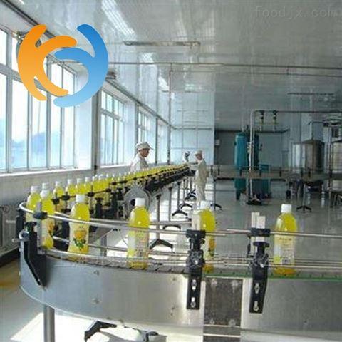 全自动中小型果蔬汁饮料加工生产线