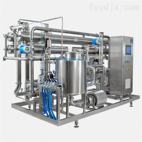 WTM-8040G系列低温牛奶浓缩机(非蒸汽浓缩设备)
