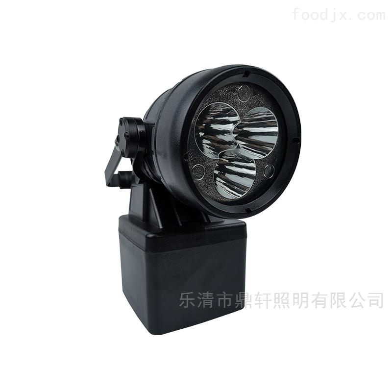 生产厂家9W轻便式手提铁路应急强光灯泛光灯