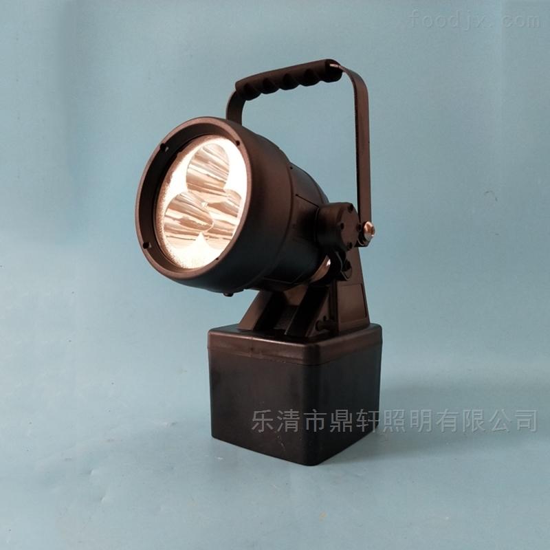 磁力吸附LED9W轻便式多功能检修作业磁吸灯