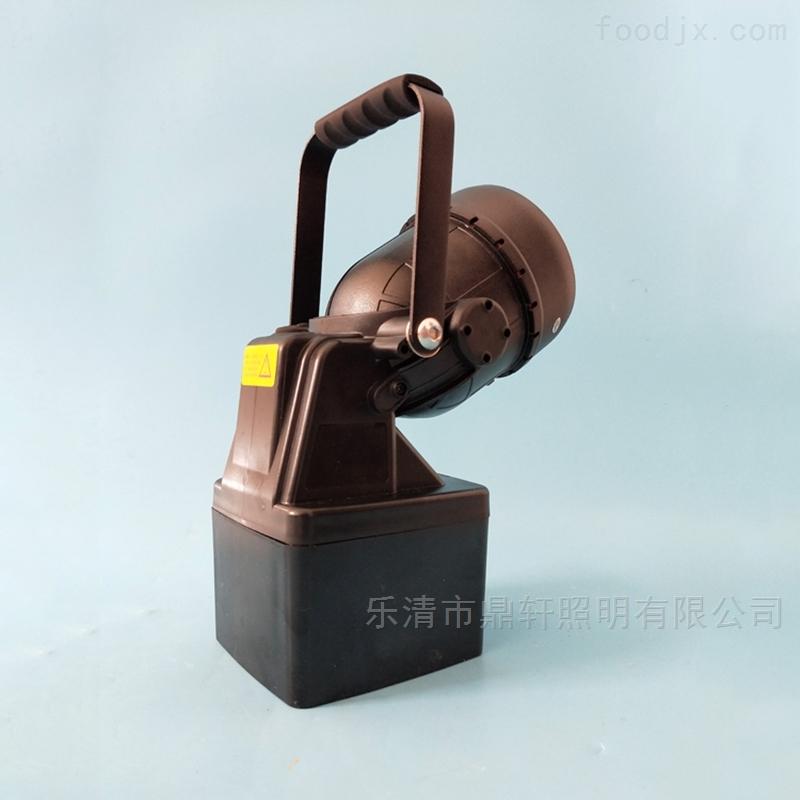 鼎轩照明LED防爆便携强光灯9W手提磁力吸附