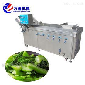 PT-22自动化牡蛎龙虾小龙虾连续式高产量漂烫机