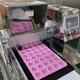 HQ-CK400宠物食品挤出机生产线 狗粮猫粮肉末成型机