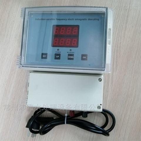 缠绕式电子感应水处理器安装说明