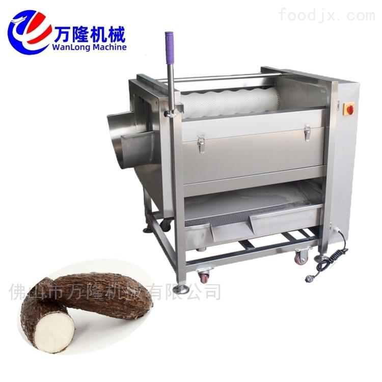 蔬菜欢迎定制万隆蔬果土豆磨皮机超好用