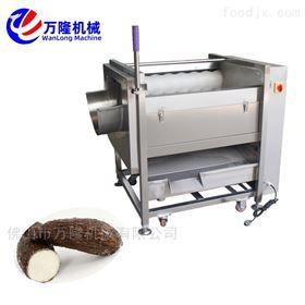 QX-08蔬菜欢迎定制万隆蔬果土豆磨皮机超好用