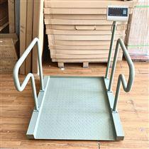 DCS-HT-L厦门300kg血透轮椅称 带打印轮椅体重电子秤