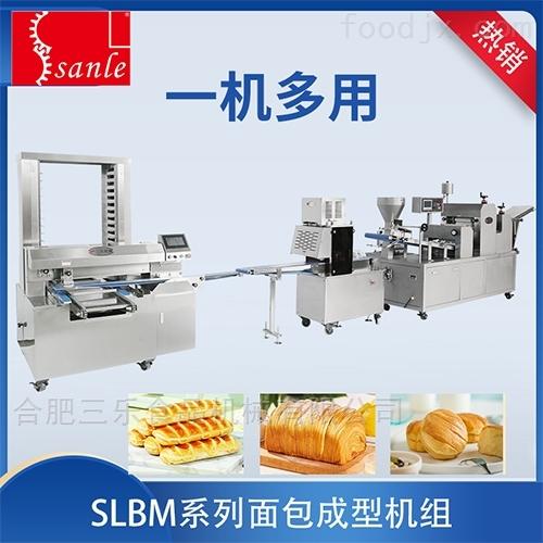 法式小面包生產線