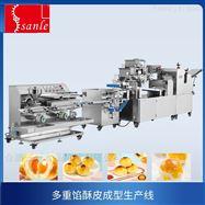 酥皮麻薯生產線