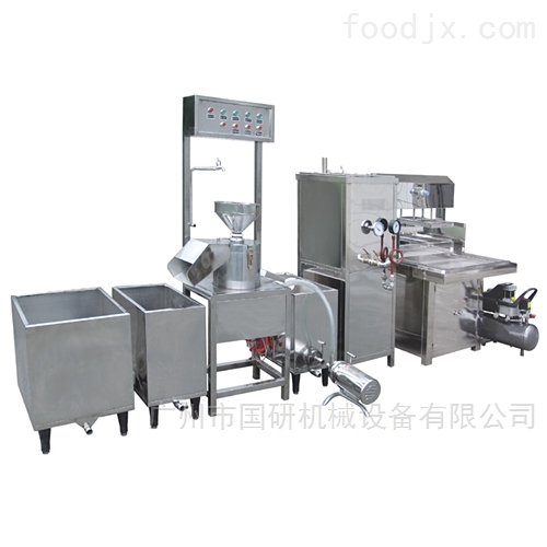 供应全自动豆腐机