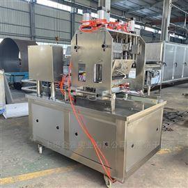 带喷油装置软糖机器 上海合强HQ-TG50型