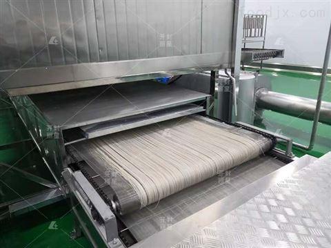 水晶粉丝机加工设备,丽星粉条生产线厂家