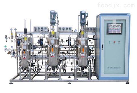 KRH-DPJ100L全自动机械搅拌不锈钢发酵罐