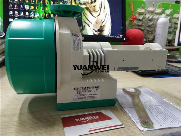 韩国GINICE吉尼斯,电动执行器GQ-004-1222
