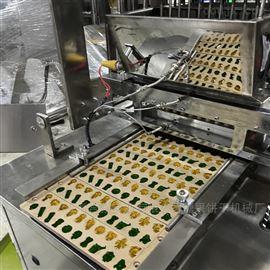 HQ-DG50小型加工糖果生产设备