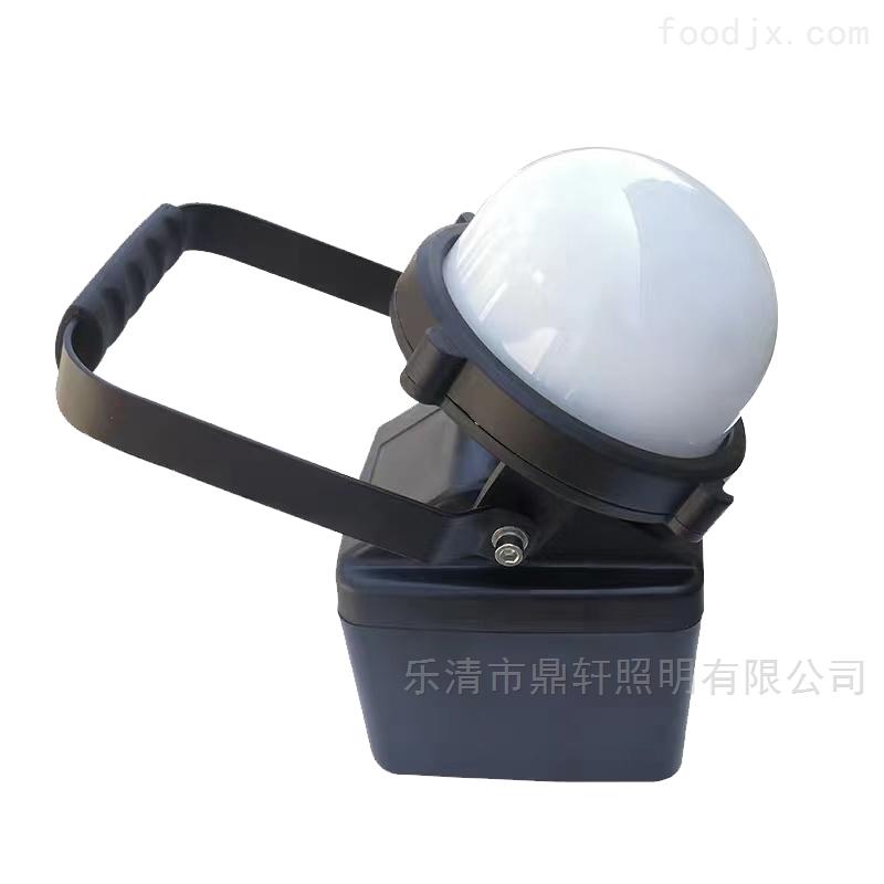 手提多功能防爆强光灯磁力泛光灯电量显示