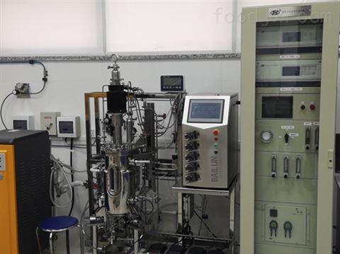 自动发酵罐(含尾气分析系统)