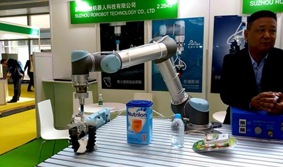 國家不斷推動工業融合發展 工業機器人成發展重要力量