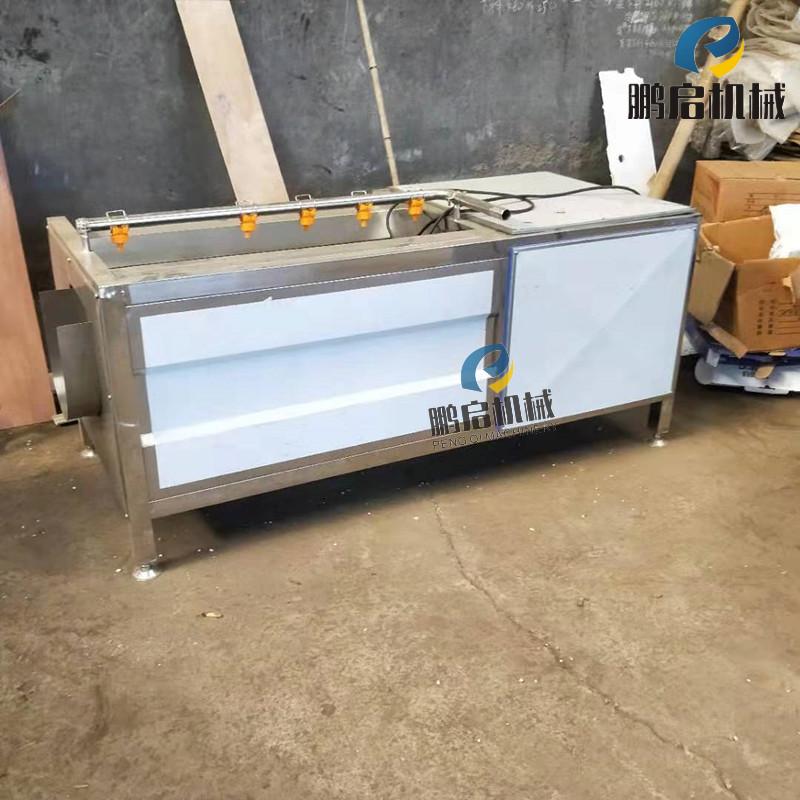 海南沙参毛辊清洗机