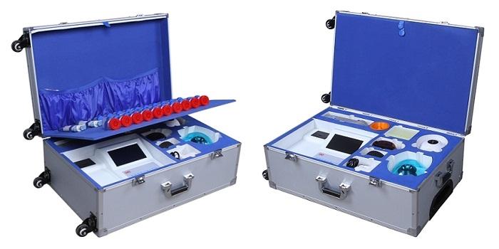 <strong>便携式食品药品胶体金检测仪</strong>