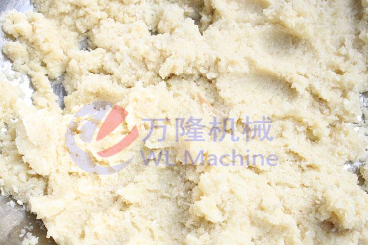 *不锈钢打蒜蓉机 蒜泥土豆泥打碎机 大型商用姜蓉机 辣椒酱