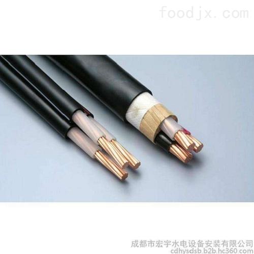 铁西区铠装控制电缆ZR-KVVP22-7*4