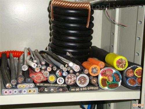 东西湖区控制电缆ZR-KVVP22-4*2.5