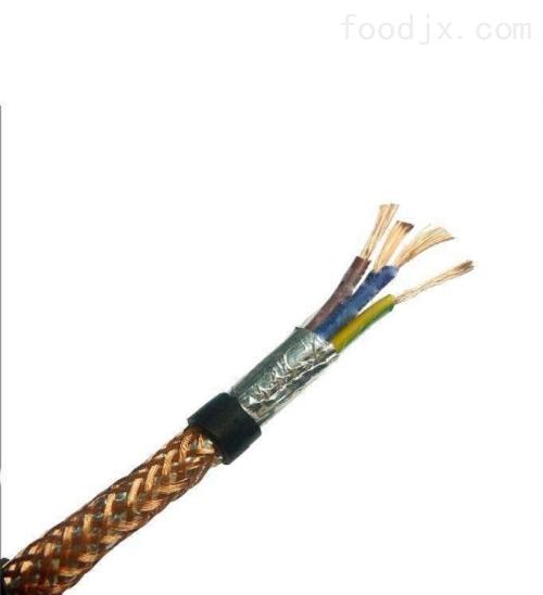 桦甸市阻燃变频电缆ZR-BPYJVRP23*70+3*10