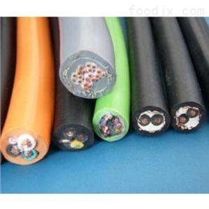 肥西县耐高温防腐耐油电缆KFFR-6*1.5