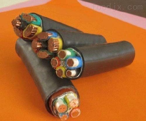 阳明区高温扁平电缆ZR-YFVB-5*4