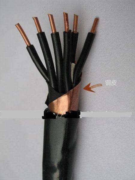灌云县高温扁平电缆ZR-YFFB-2G-3*25
