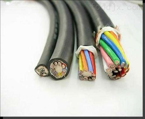 紫阳县耐寒扁平电缆ZR-YGGRB-2*2.5