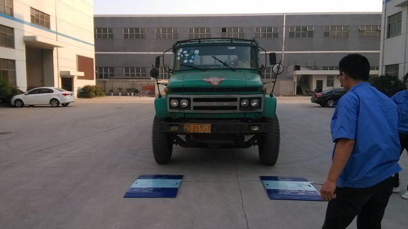 贵阳动态汽车衡,便携式轴重仪