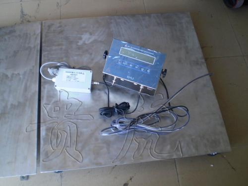 1吨防爆电子秤,本安型防爆电子平台称
