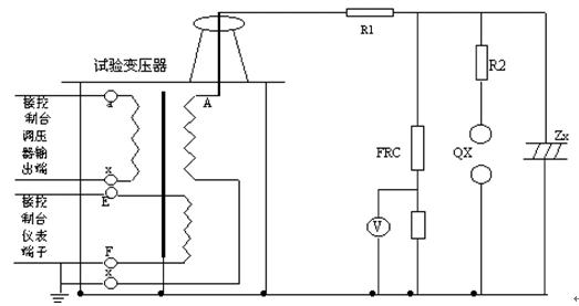 LYYD-15KVA/100KV交流耐压发生器