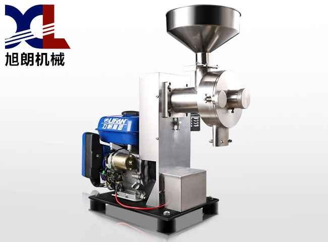 流动式汽油磨粉机
