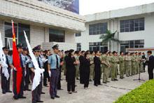 公司升旗仪式