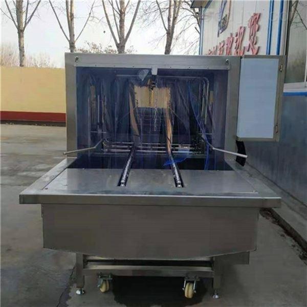 高压喷淋洗筐机