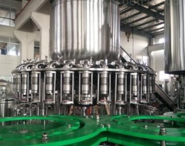 玻璃瓶灌装生产线