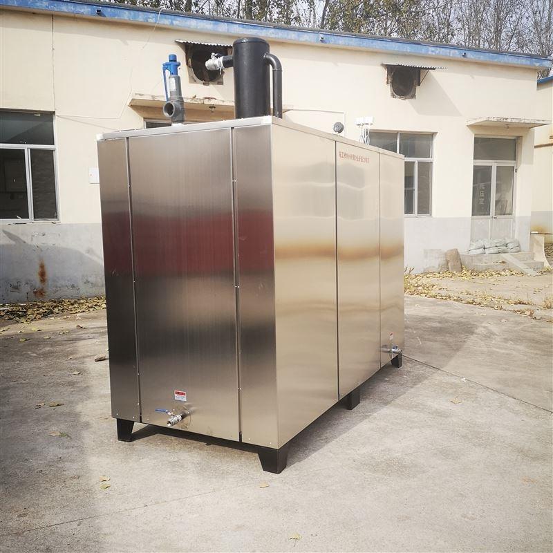 小型燃气蒸汽发生器